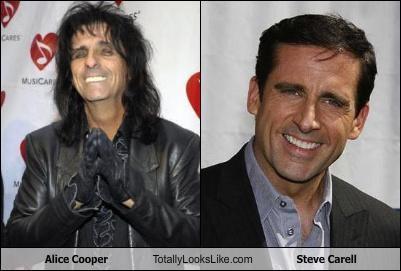 actor comedian,alice cooper,musician,steve carell