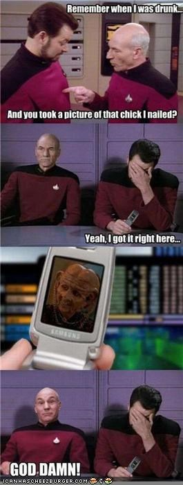 Captain Picard,comic,funny,sci fi,Star Trek