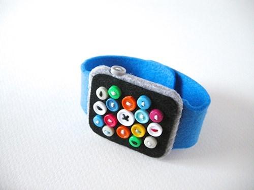 Hin-Mizushima fashion apple watch great crafts apple - 410629