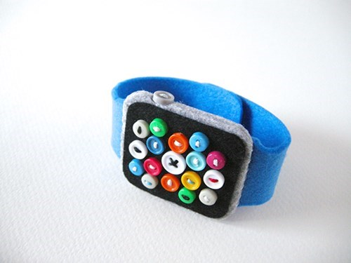 Hin-Mizushima fashion apple watch great crafts apple - 410629
