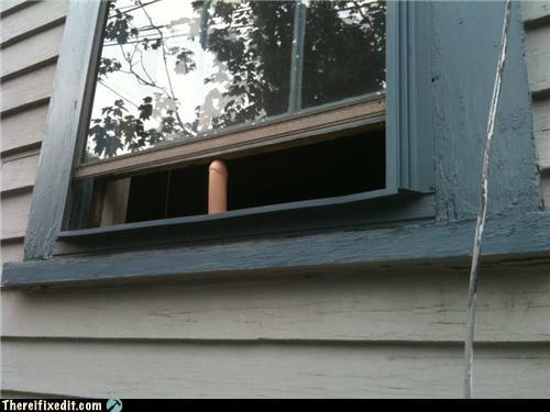 holding it up sexy window - 4106448896