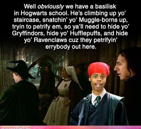 Antoine Dodson Extras Hall of Fame Harry Potter Memes sci fi - 4108617984