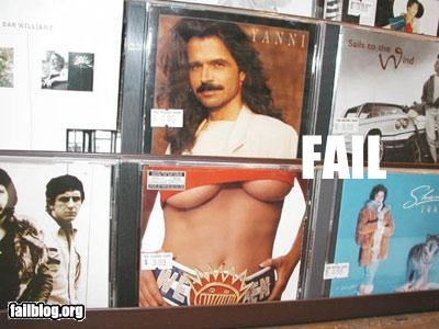 CD classic failboat gender bender images Music placement - 4109550336