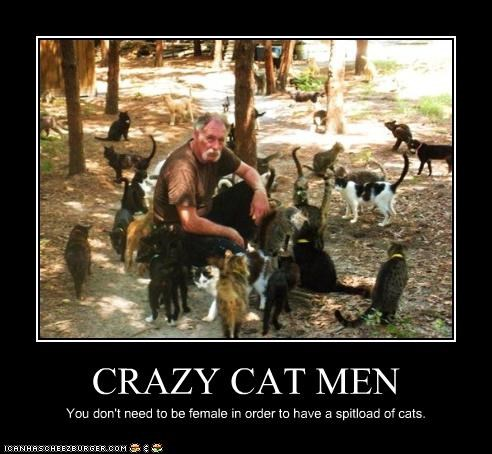 caption,captioned,cat,Cats,crazy,Hall of Fame,man,many,tons