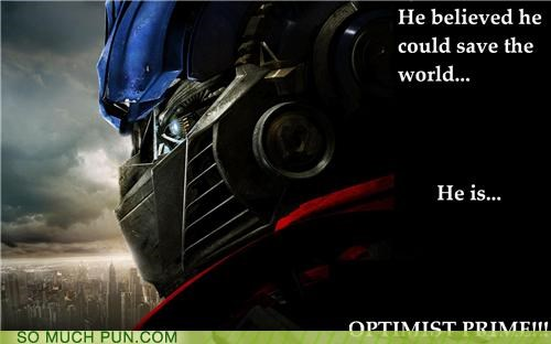 autobot director Michael Bay Movie optimism optimist optimus prime ruined terrible transformers