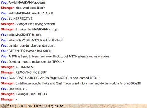 cool story bro fake and gay magikarp nice guy troll - 4111450368