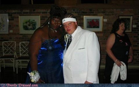 dressy ghetto headband prom - 4111575296