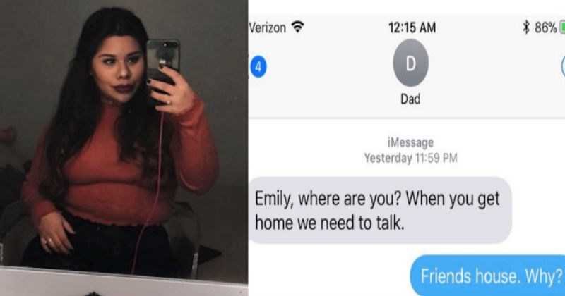Dad accidentally thinks he found his daughter's sex toy and cringeworthy texting conversation ensues.