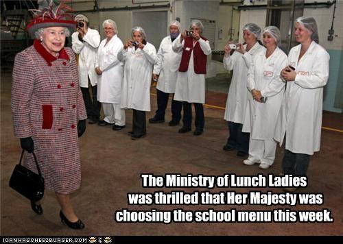 funny lolz Queen Elizabeth II - 4114188032