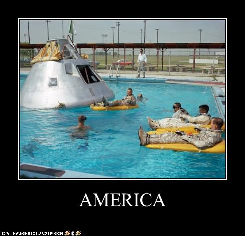 astronaut demotivational funny Photo - 4114820608
