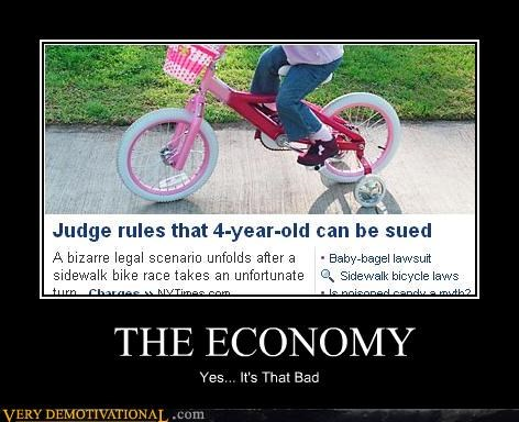 depression in this economy laws little kids Sad suing wtf - 4114908160
