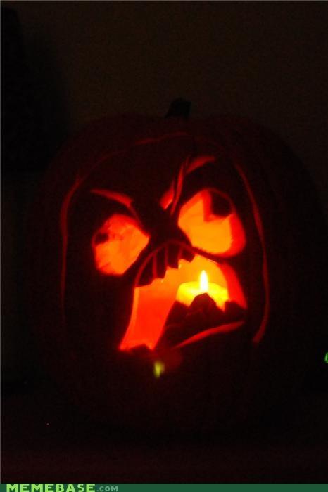 fu halloween Memes pumpkins rage Rage Comics - 4118056704