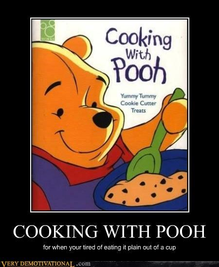 BM humor coprophila gross implications puns winnie the pooh - 4118649856