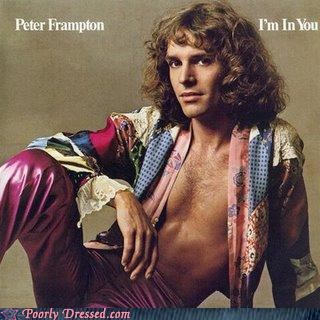 album cover peter frampton record silk - 4118829056