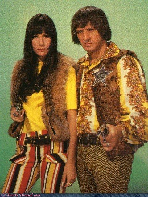 70s Music sonny-cher wild west - 4118833664