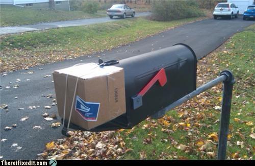 mail mailbox mailman Professional At Work waterproof - 4121665792