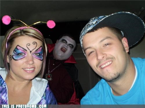 costume,dracula,halloween,Impending Doom,photobomb,scary,vampire