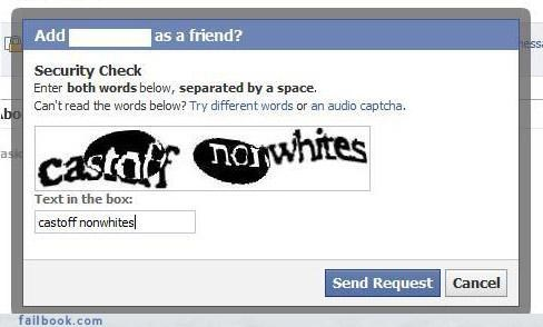 awkward moments captcha really thats-kinda-racist yikes - 4123470592