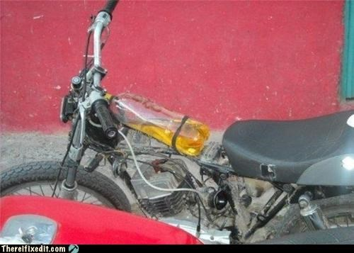 gas tank gasoline motorcycle unsafe - 4123777792