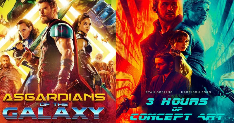 Funny movie posters that are brutally honest.