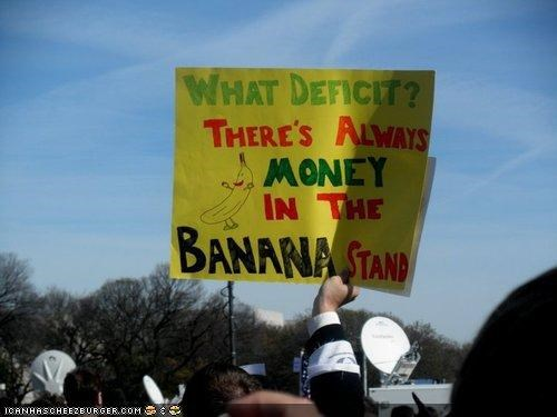 arrested development,economy,Hall of Fame,pop culture,Protest,sign