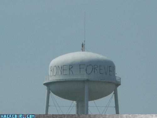 boner,water tower
