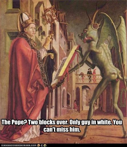 art creepy demon funny painting religion wtf - 4126294016