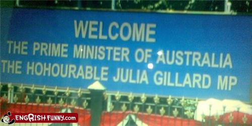 FAIL,political,sign,spelling,unprofessional
