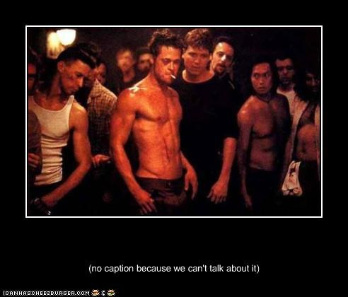 actor brad pitt fight club Hall of Fame lolz movies self referencing - 4126524160