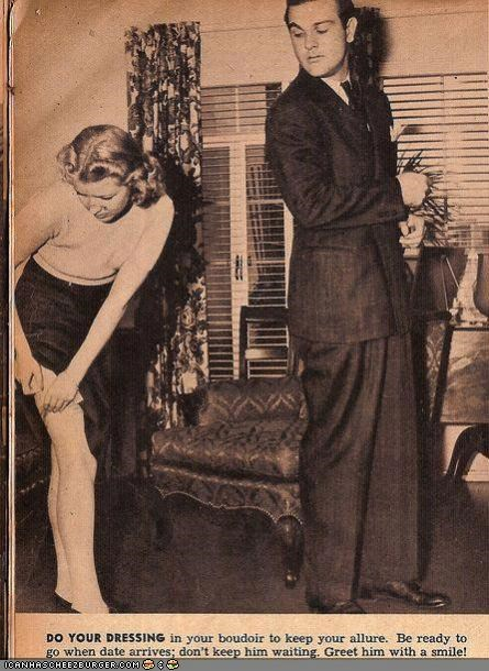advice dating funny guide hot mess old time Photo photograph wtf - 4126882048