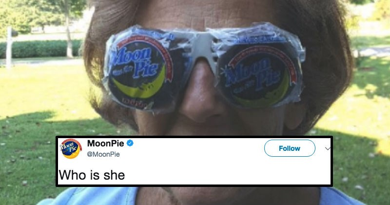 Collection of times MoonPie left people on Twitter speechless cause it's such a weird account.