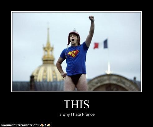 THIS Is why I hate France