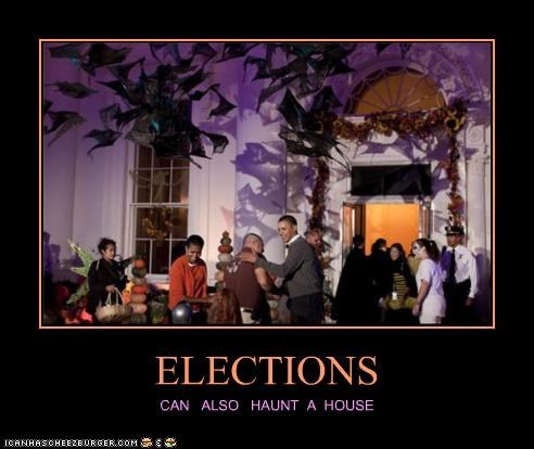 barack obama demotivational funny halloween holiday lolz president