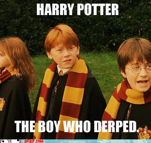 derp,Harry Potter,MOVIE SEVEN OMG,Movies and Telederp,november,ron,the boy who lived,the first chapter,voldemort