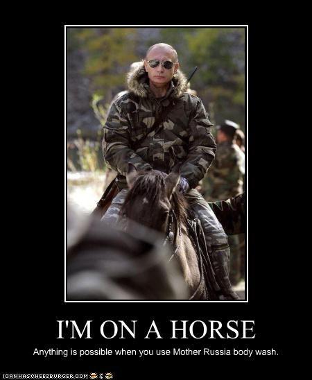 demotivational funny lolz meme Vladimir Putin vladurday - 4130795264
