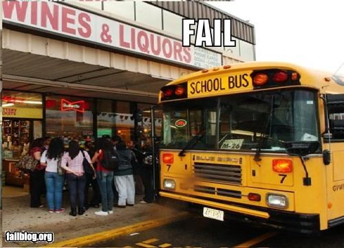 bus children failboat field trip inappropriate schools