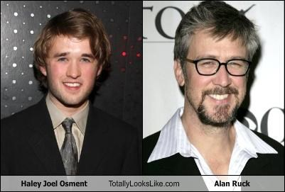 Haley Joel Osment Totally Looks Like Alan Ruck