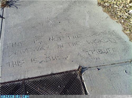 driveway tenacious d tribute - 4131619328