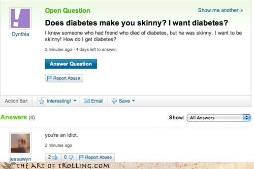 diabetes,diet,insulin,skinny,sugar