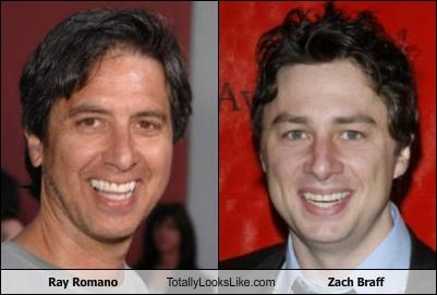 actor comedian Ray Romano Zach Braff