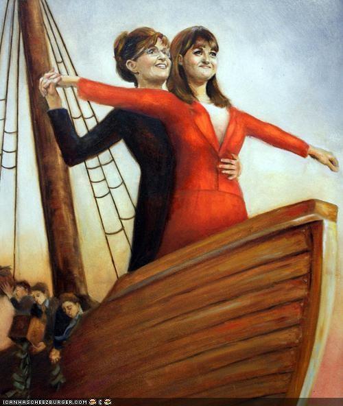 art christine-odonnell Sarah Palin - 4132596736