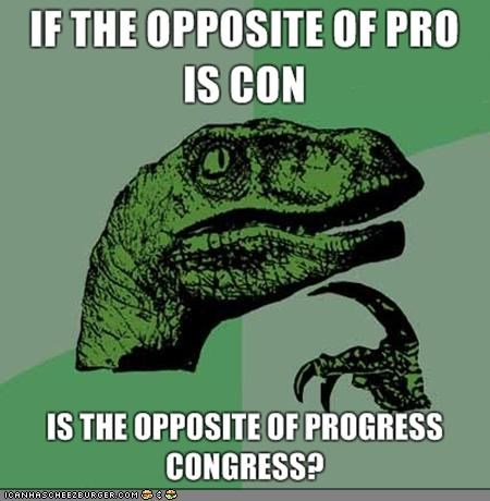 Congress funny Hall of Fame meme philosoraptor - 4132636416
