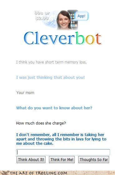 ai,gladOS,Portal,robots,the cake is a lie,valve