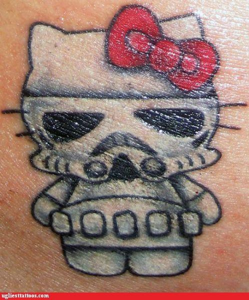 hello kitty,nerdiness,pop culture,star wars