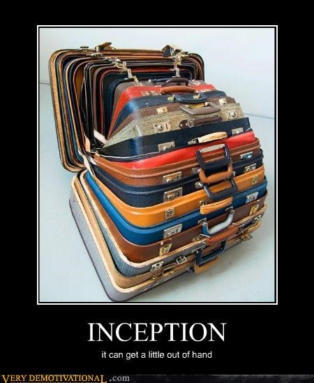 hilarious movies recursion suitcases wtf yo dawg - 4134435328
