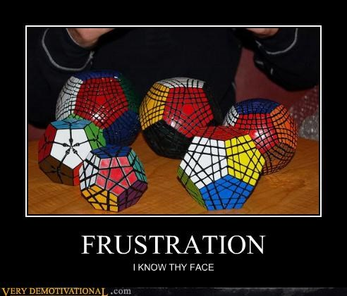 frustration rubiks cubes well i guess they solved them wtf - 4135086848