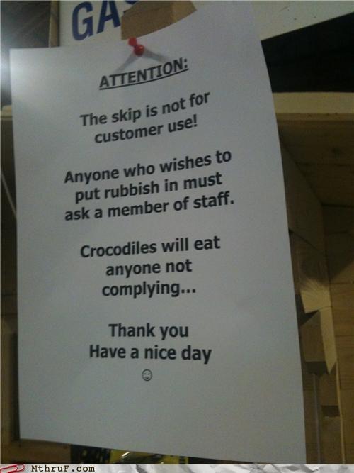 crocodile signs what - 4135366912