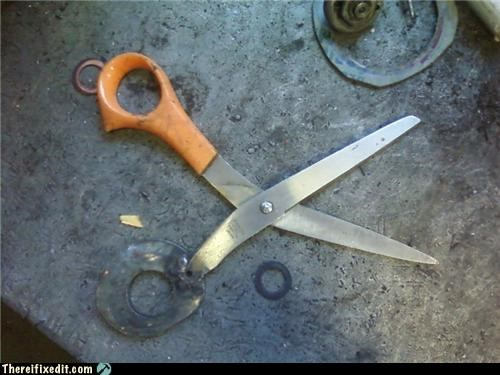 scissors,washer,welding,wtf