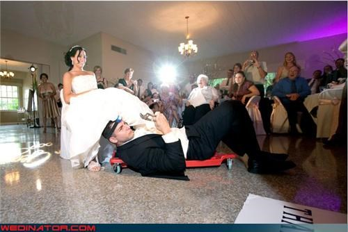 Crazy Brides,crazy groom,ew,eww,funny garter picture,funny to yucky,funny wedding photos,Garter,garter excavation,locating the garter,surprise,technical difficulties,unsettling,upskirt,wedding photo props,Wedding Themes,wedding tradition,wtf