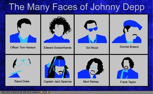 celeb infographic Johnny Depp rad - 4136034048